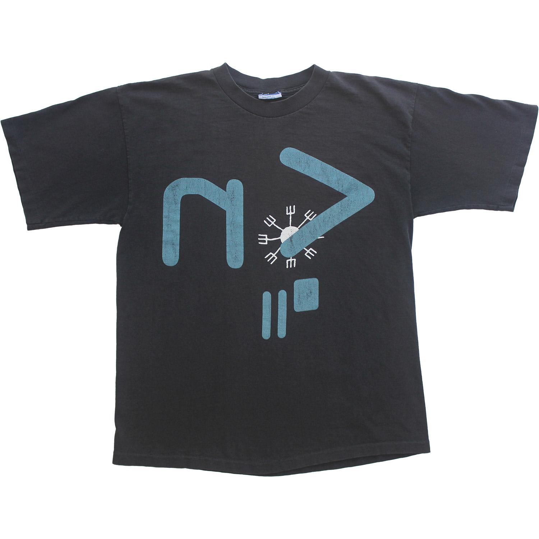 Black Shirts World | Vintage 90s Nine Inch Nails \